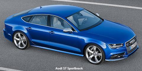 Audi S7 Sportback quattro - Image credit: © 2018 duoporta. Generic Image shown.