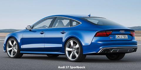 Audi S7 Sportback quattro