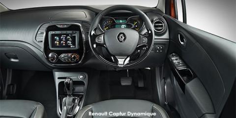 Renault Captur 66kW turbo Dynamique