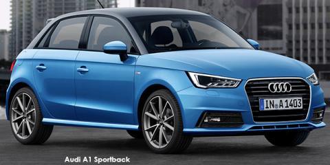 Audi A1 Sportback 1.0TFSI S