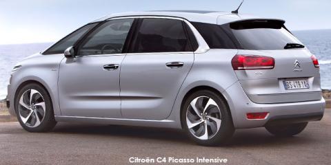 Citroen C4 Picasso e-THP 121kW Intensive auto