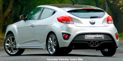 Hyundai Veloster Turbo Elite