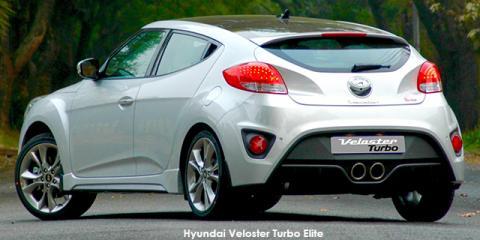 Hyundai Veloster Turbo Elite auto