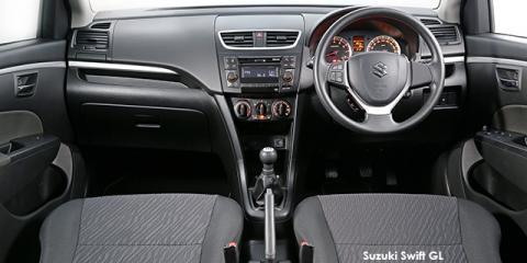 Suzuki Swift hatch 1.2 GL - Image credit: © 2018 duoporta. Generic Image shown.