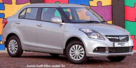 Suzuki Swift DZire sedan 1.2 GA
