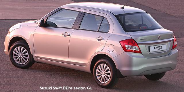 Suzuki Swift DZire Sedan 1.2 GL auto