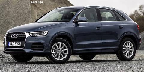 Audi Q3 1.4TFSI S