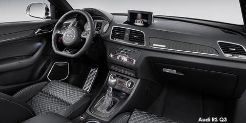 Audi RS Q3 quattro