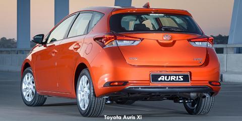 Toyota Auris 1.6 Xi - Image credit: © 2018 duoporta. Generic Image shown.