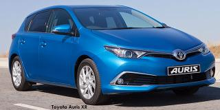Toyota Auris - Image credit: © 2018 duoporta. Generic Image shown.
