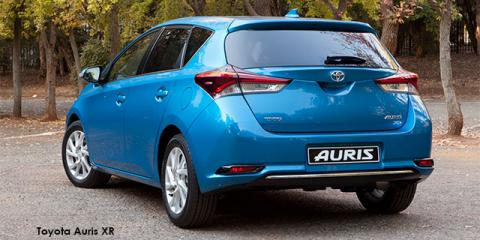 Toyota Auris 1.6 XR auto - Image credit: © 2018 duoporta. Generic Image shown.