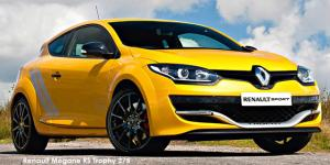 RenaultMegane RS
