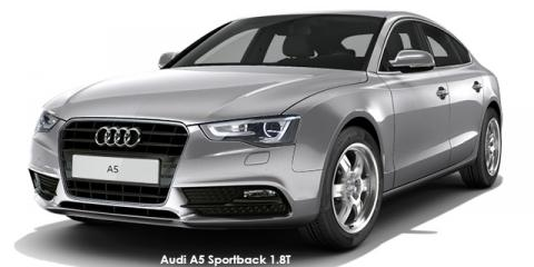 Audi A5 Sportback 1.8TFSI SE auto