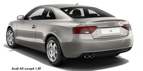 Audi A5 coupe 1.8TFSI SE auto
