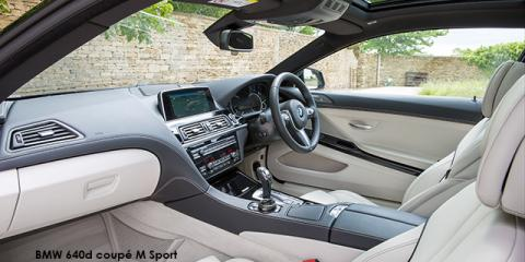 BMW 640i coupe Individual