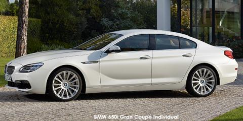 BMW 650i Gran Coupe - Image credit: © 2018 duoporta. Generic Image shown.