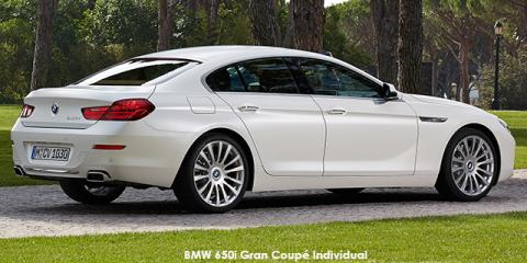 BMW 650i Gran coupe M Sport