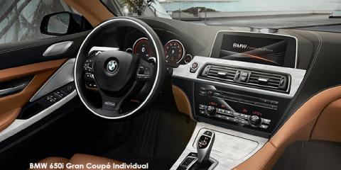 BMW 650i Gran coupe Individual