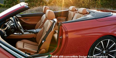 BMW 640i convertible M Sport