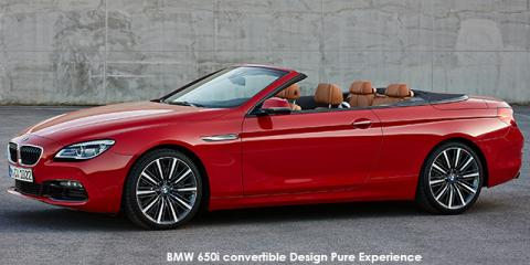 BMW 640i convertible Individual - Image credit: © 2018 duoporta. Generic Image shown.