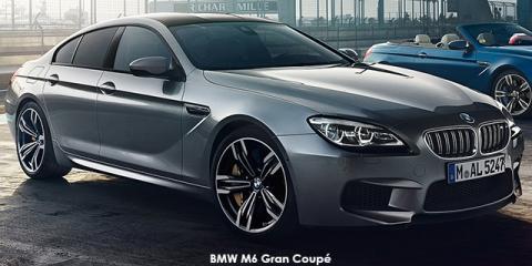 BMW M6 Gran Coupe - Image credit: © 2018 duoporta. Generic Image shown.