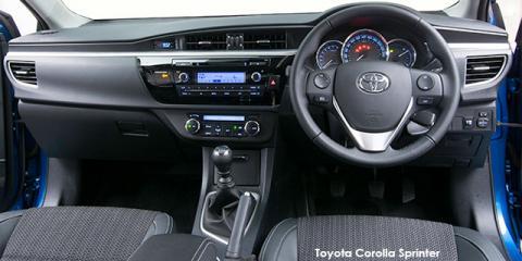 Toyota Corolla 1.6 Sprinter