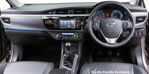 Toyota Corolla 1.8 Exclusive