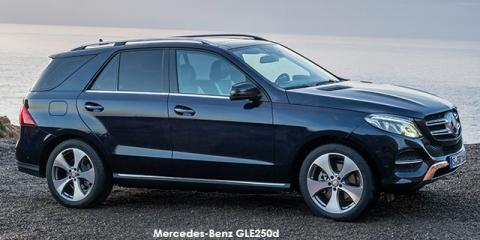 Mercedes-Benz GLE250d