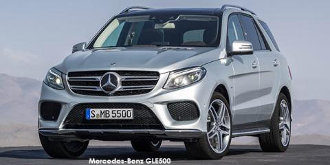 Mercedes-Benz GLE500