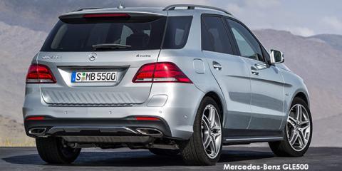 Mercedes-Benz GLE500