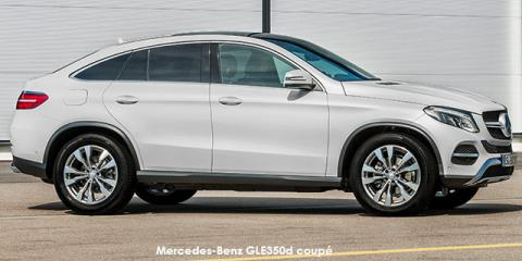 Mercedes-Benz GLE350d coupe