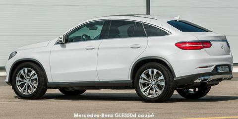 New mercedes benz gle gle350d coupe up to r 11 873 for Mercedes benz new car deals