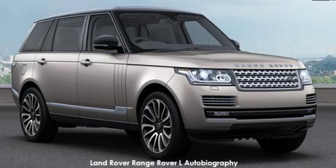 Land Rover Range Rover L SDV8 Autobiography
