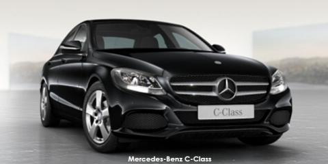 Mercedes-Benz C220d auto