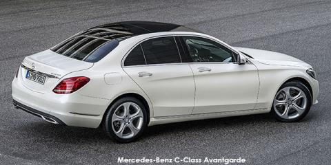 New Mercedes Benz C Class C220d Avantgarde Up To R 5 940