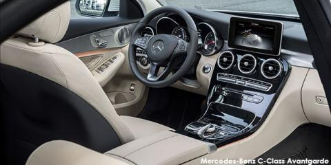 Mercedes-Benz C220d Avantgarde