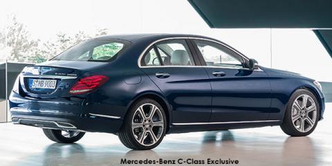 Mercedes-Benz C220d Exclusive auto