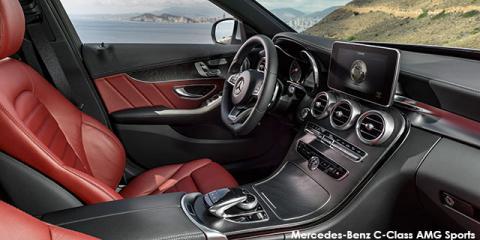 Mercedes-Benz C220d AMG Line auto