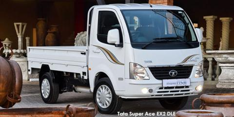 Tata Super Ace EX2 1.4TD DLE - Image credit: © 2018 duoporta. Generic Image shown.