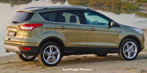 Ford Kuga 1.5T Ambiente auto