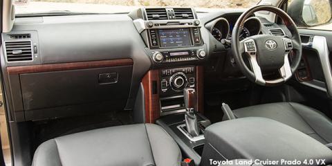 Toyota Land Cruiser Prado 4.0 VX