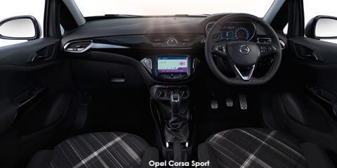 Opel Corsa 1.4 Turbo Sport
