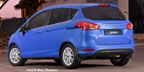 Ford B-Max 1.0T Titanium
