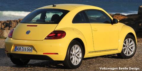 Volkswagen Beetle 1.2TSI Design