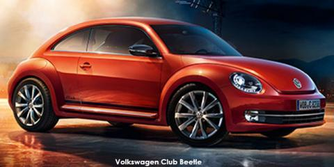 Volkswagen Beetle 1.2TSI Club