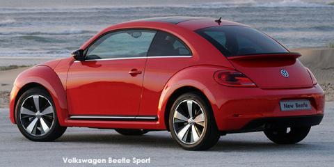 Volkswagen Beetle 1.4TSI Sport auto