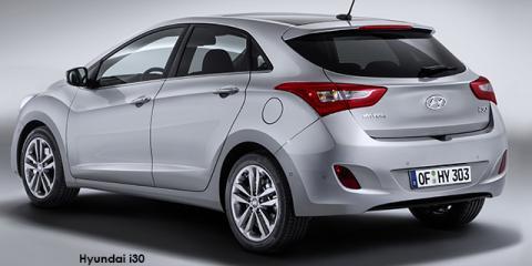 Hyundai i30 1.6 Premium auto