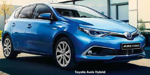 Toyota Auris Hybrid XR - Image credit: © 2018 duoporta. Generic Image shown.