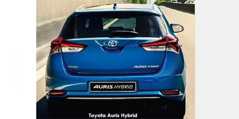 Toyota Auris Hybrid XR - Image credit: © 2018 duoporta. Generic Image shown.