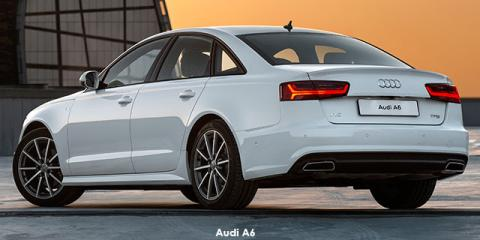 Audi A6 3.0TDI SE